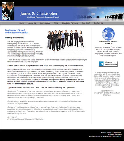 Jobs Doctor Website Screenshot